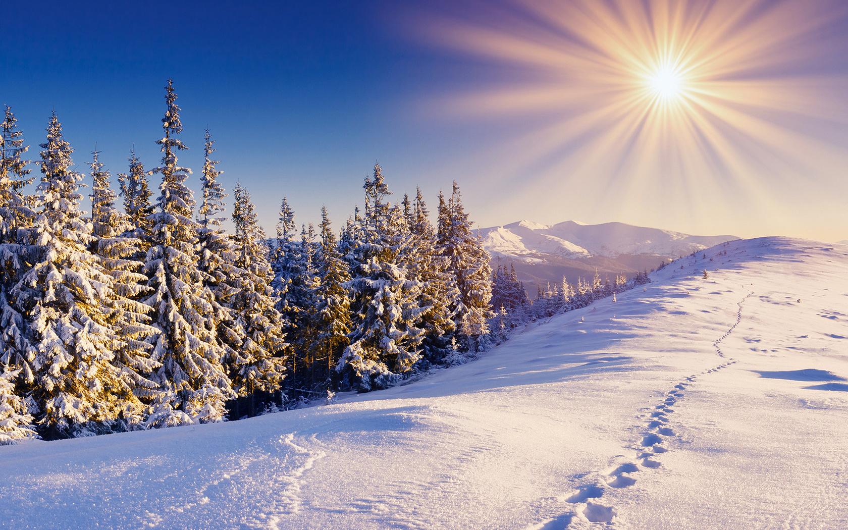 Картинки о зиме красивые с надписями