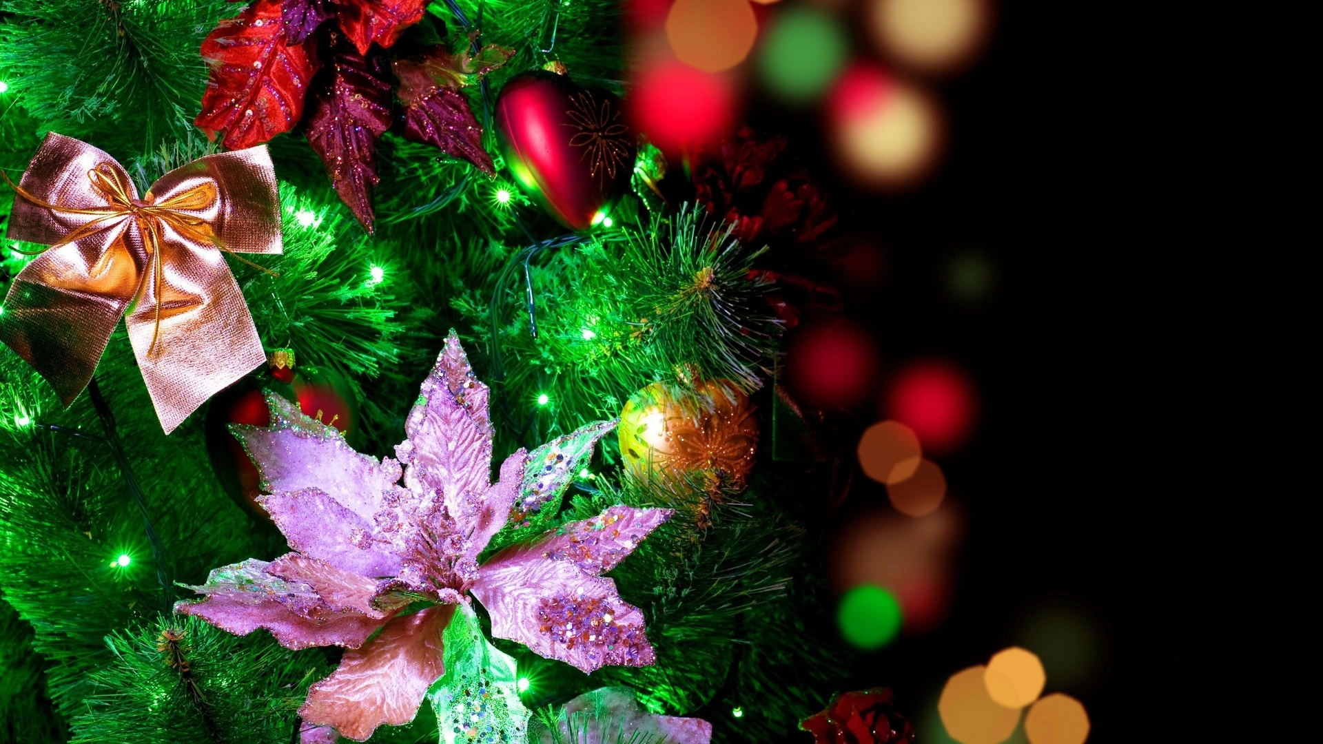 celebration, новый год, елочные, new year, holidays, winter, шары