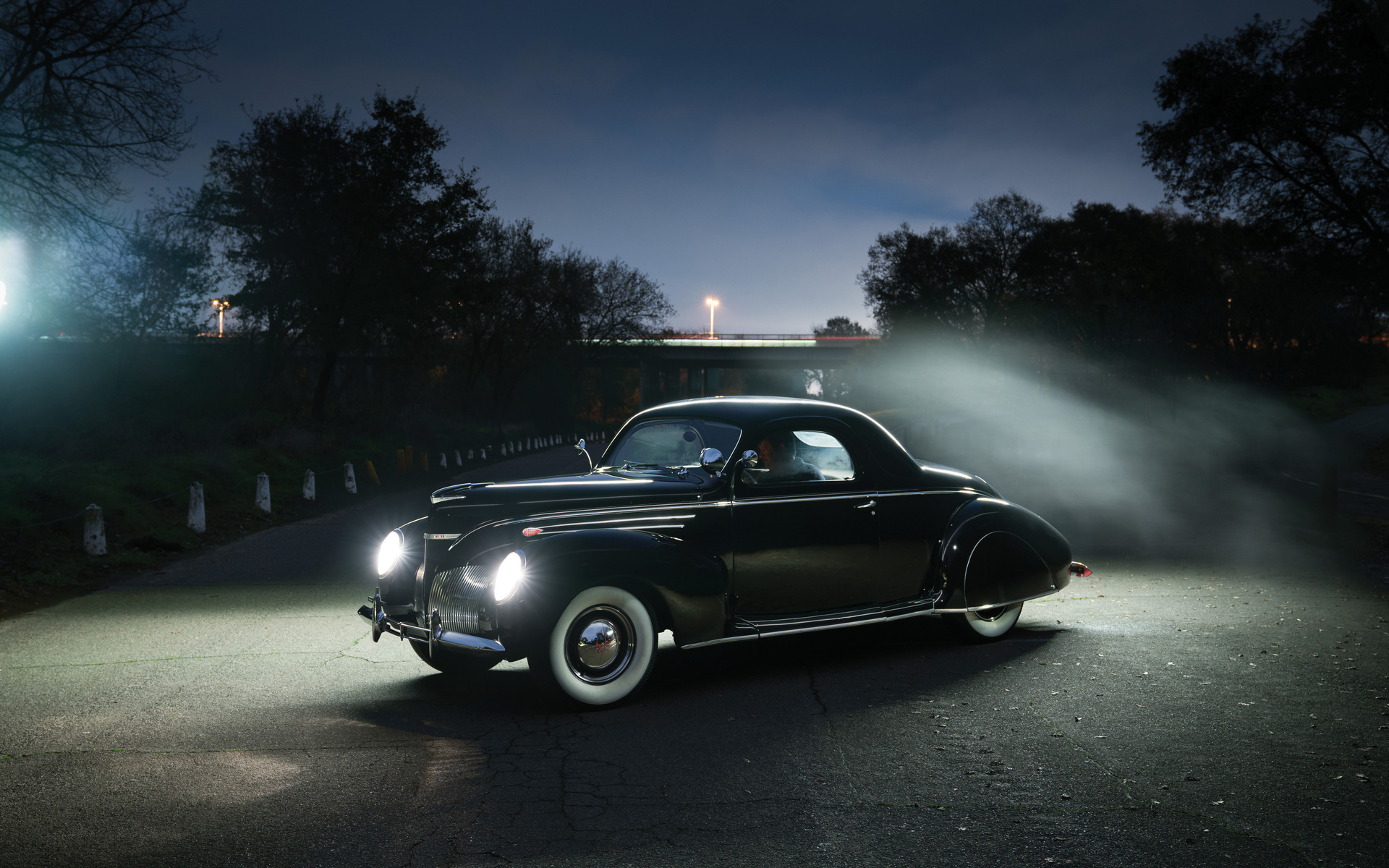 lincoln, 1939, ретро, суперкар, zephyr, coupe