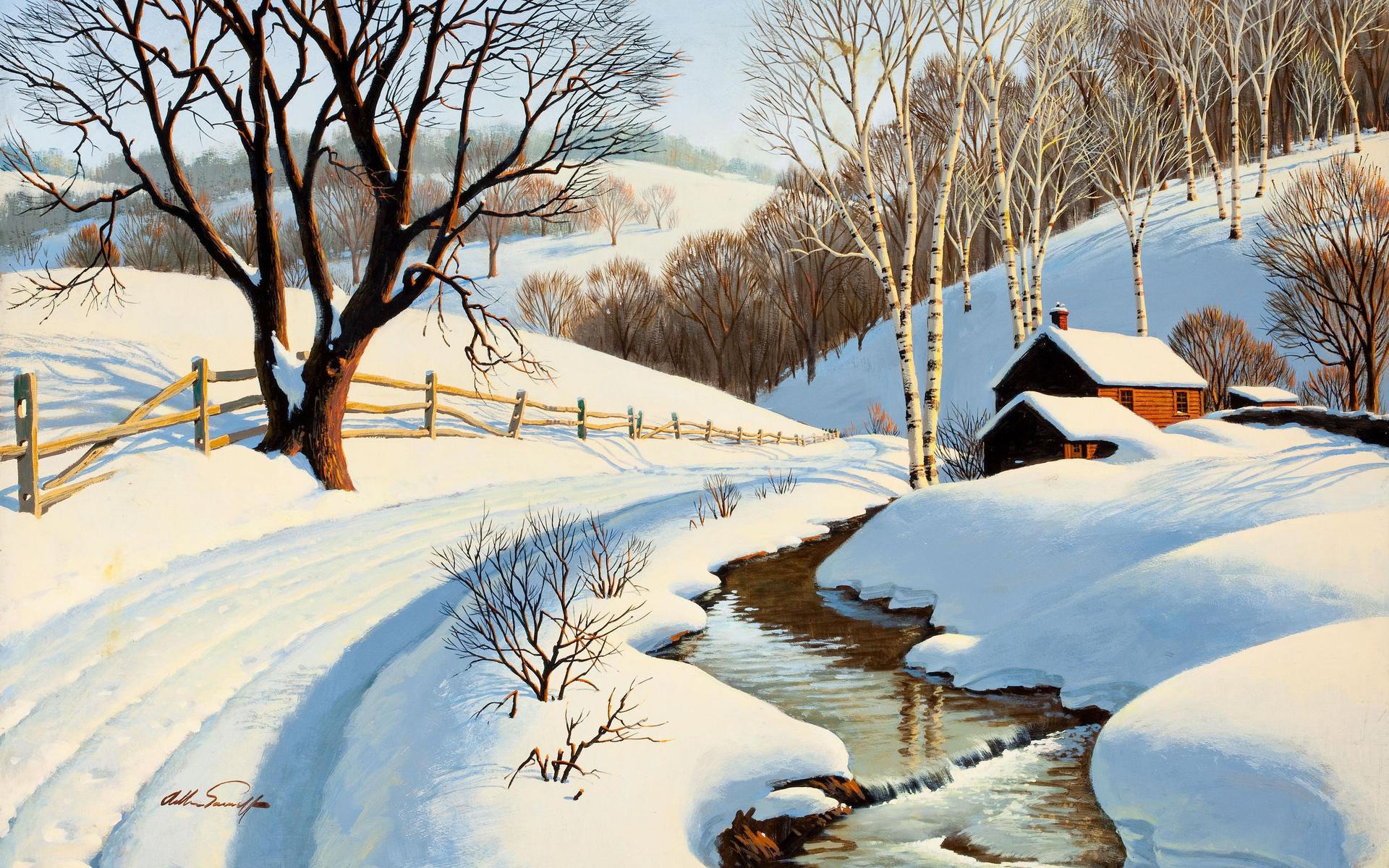 Картинки на тему конец зимы