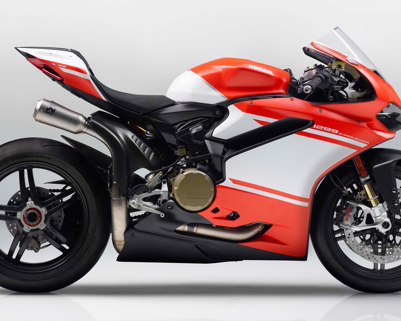 ducati, 1299, superleggera, 2017, мотоцикл