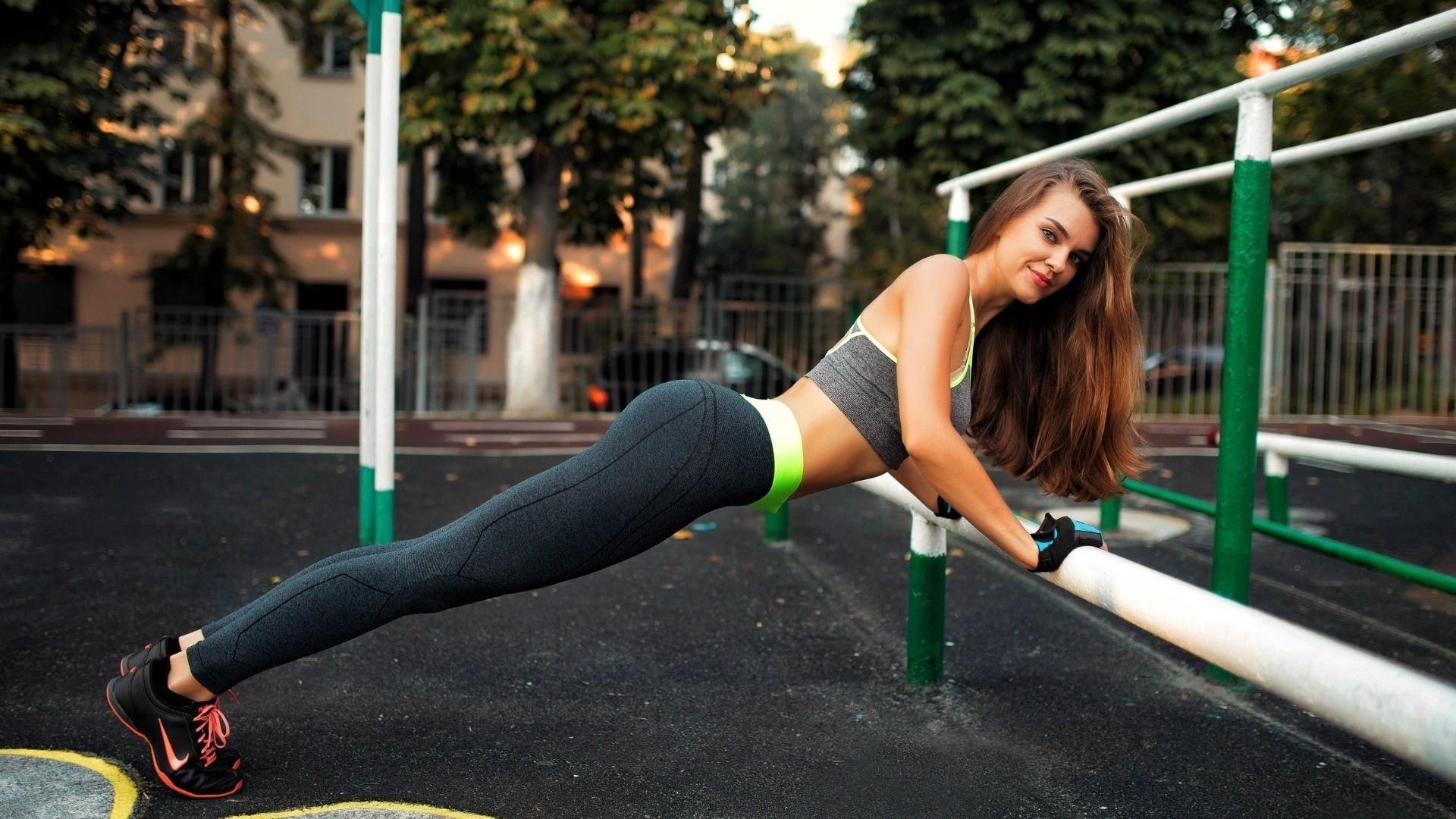 Girls sports — photo 15
