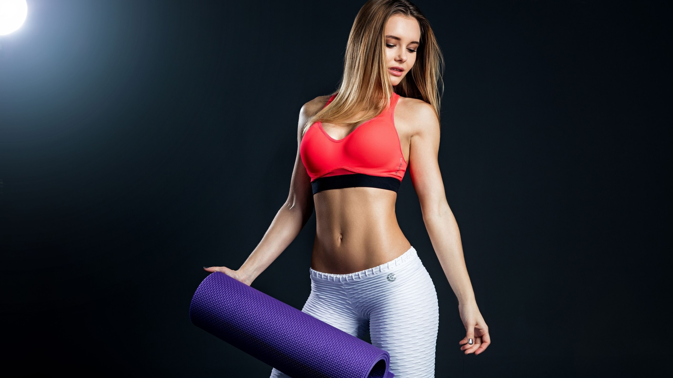 Спортивные модели девушки — photo 4