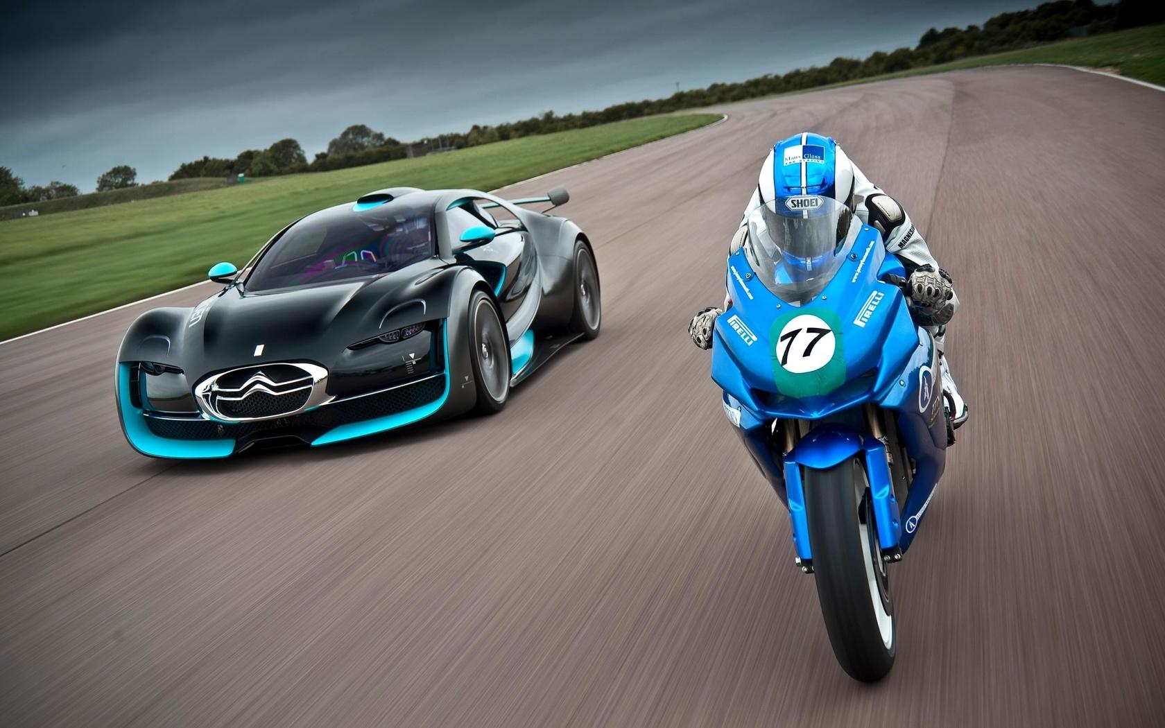 moto, road, machine, motorcycle, the front, agni, citroen, survolt, z2
