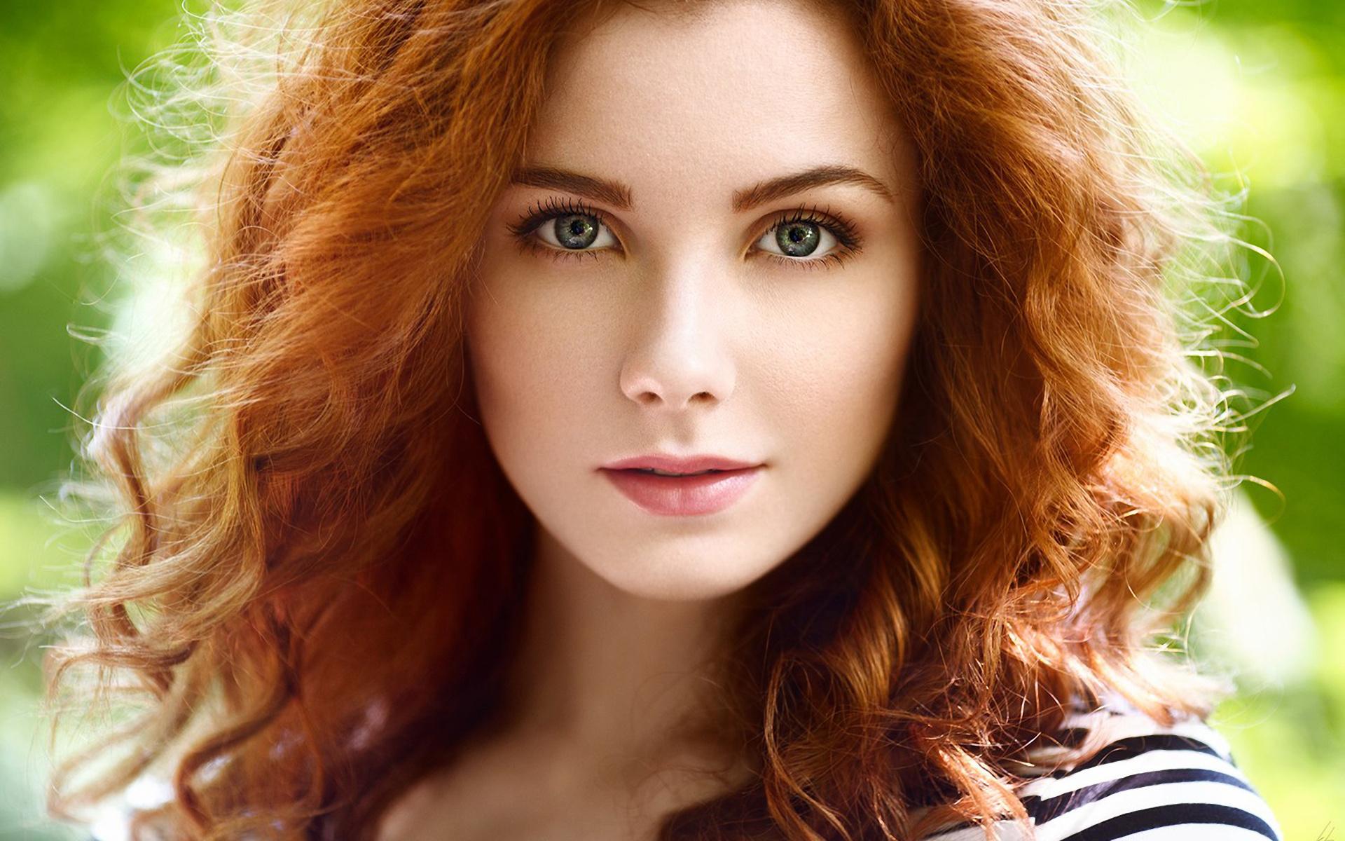 Рыжая девка всех фото 7