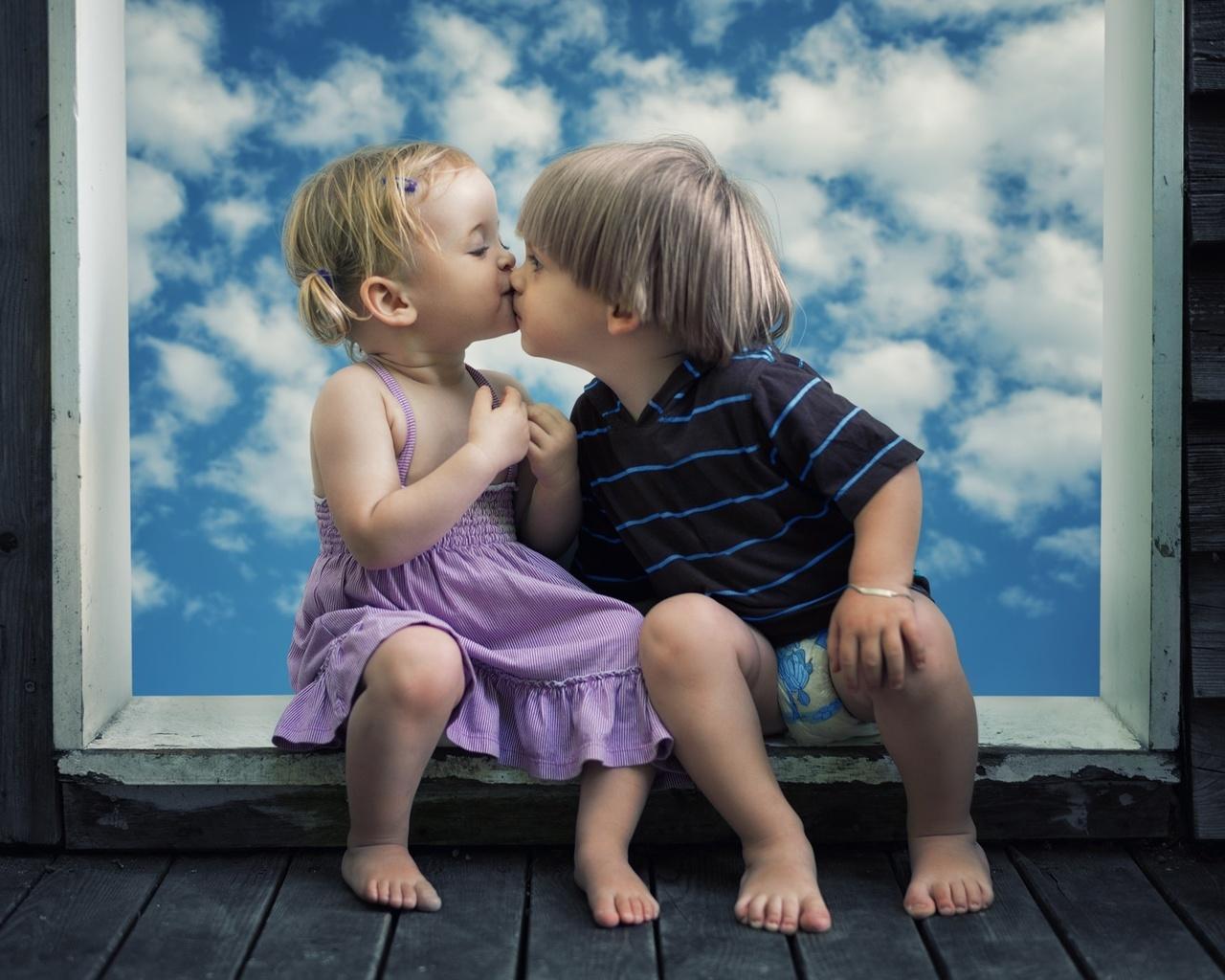 2 Мальчика И Девочка Видео Смотреть Онлайн