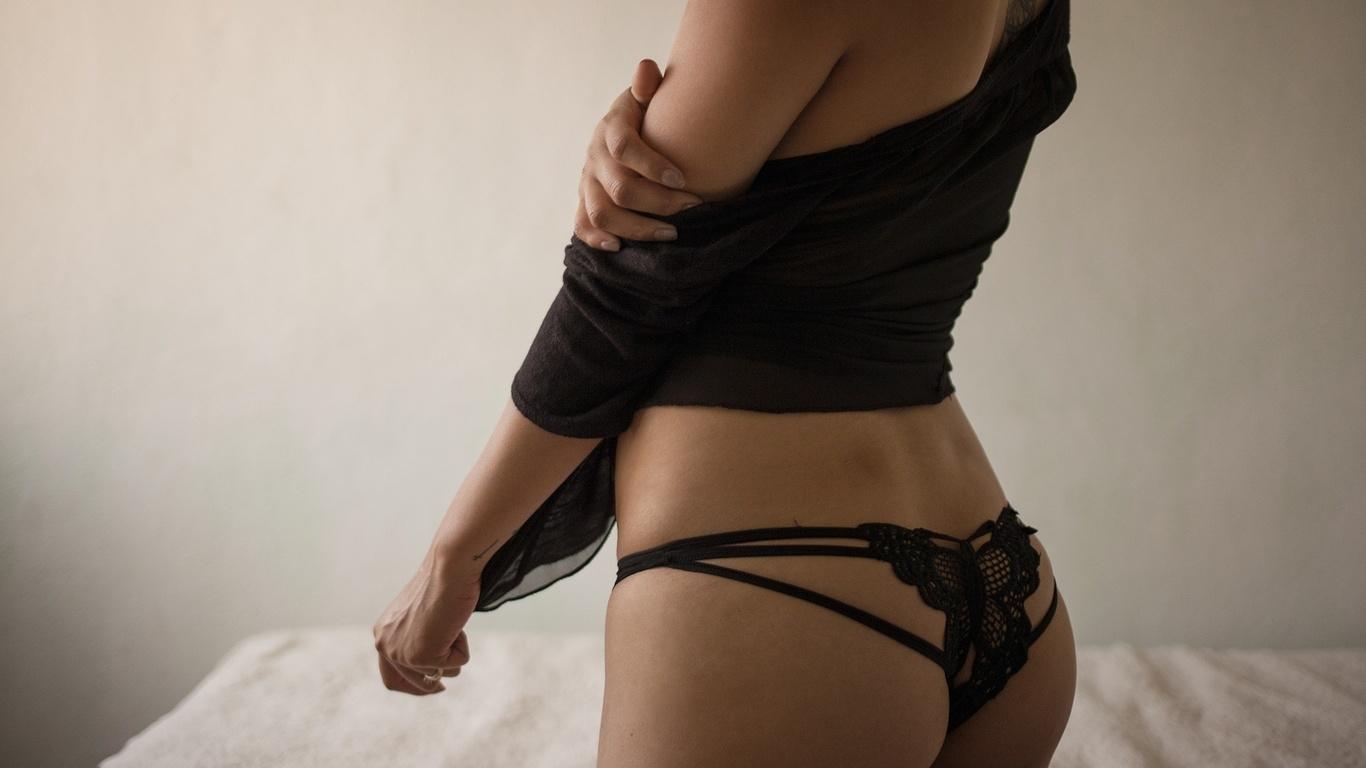 Трусики черные на девочке, Сняла белые трусики Молодые девушки 24 фотография