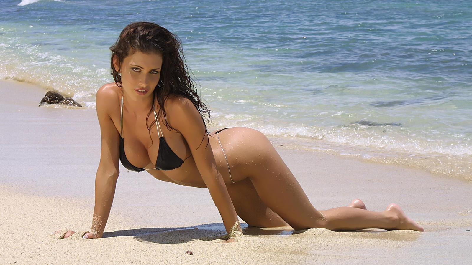 психологом несколько фото южная красавица на пляже самом деле что