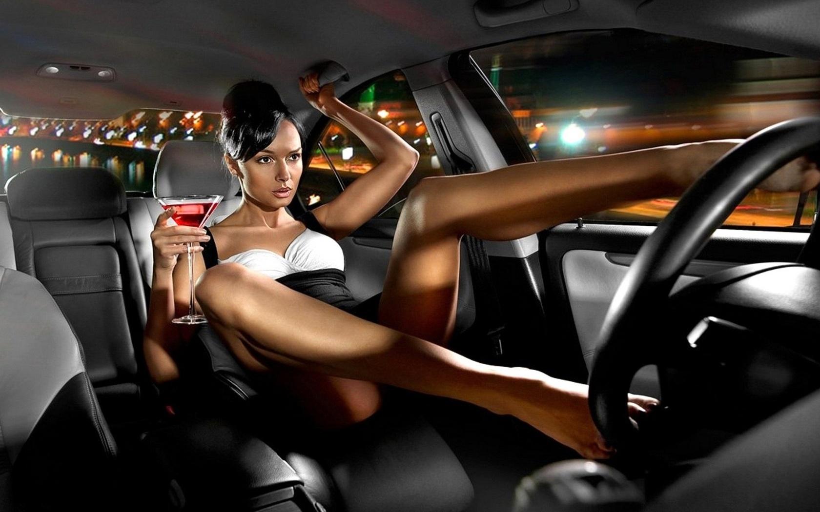 Черный член секс видео автомобили
