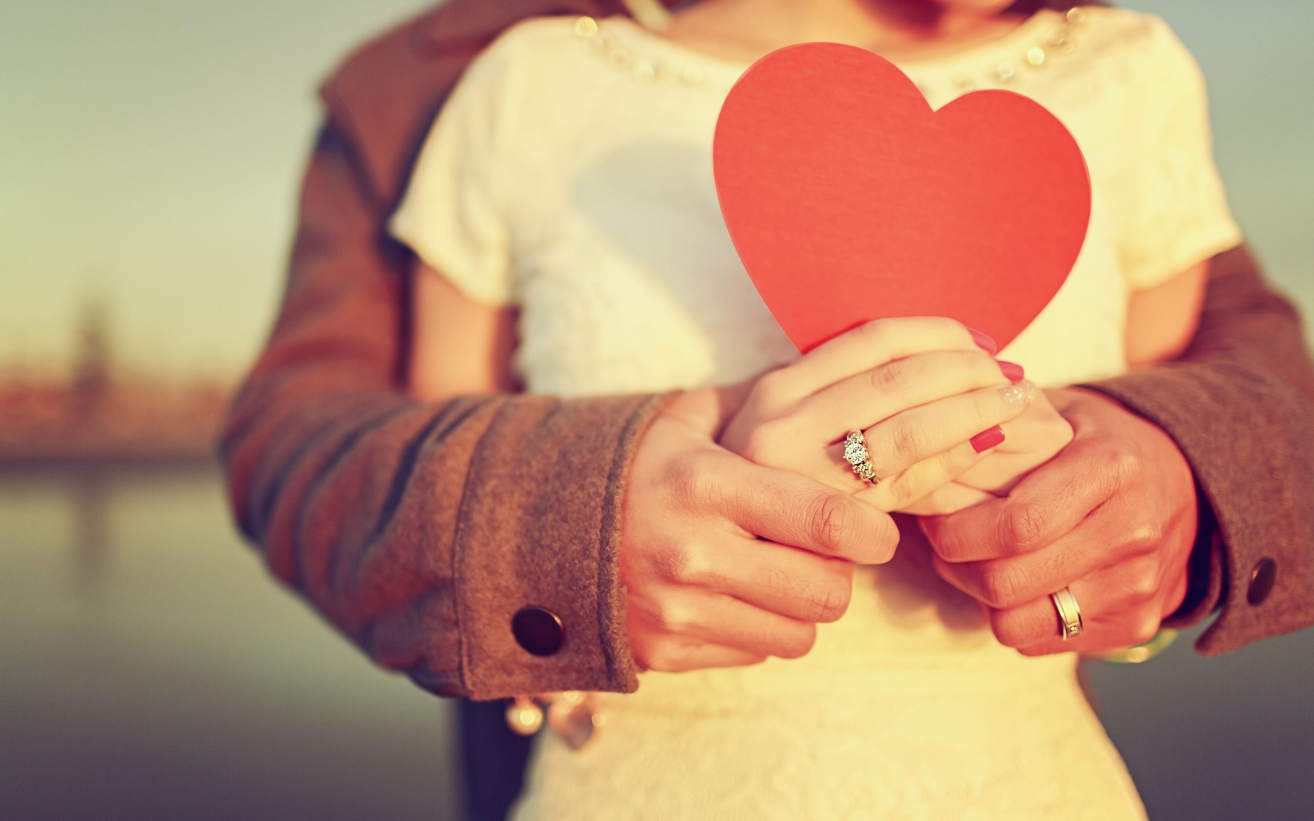 Открытки влюбленных пар без лица