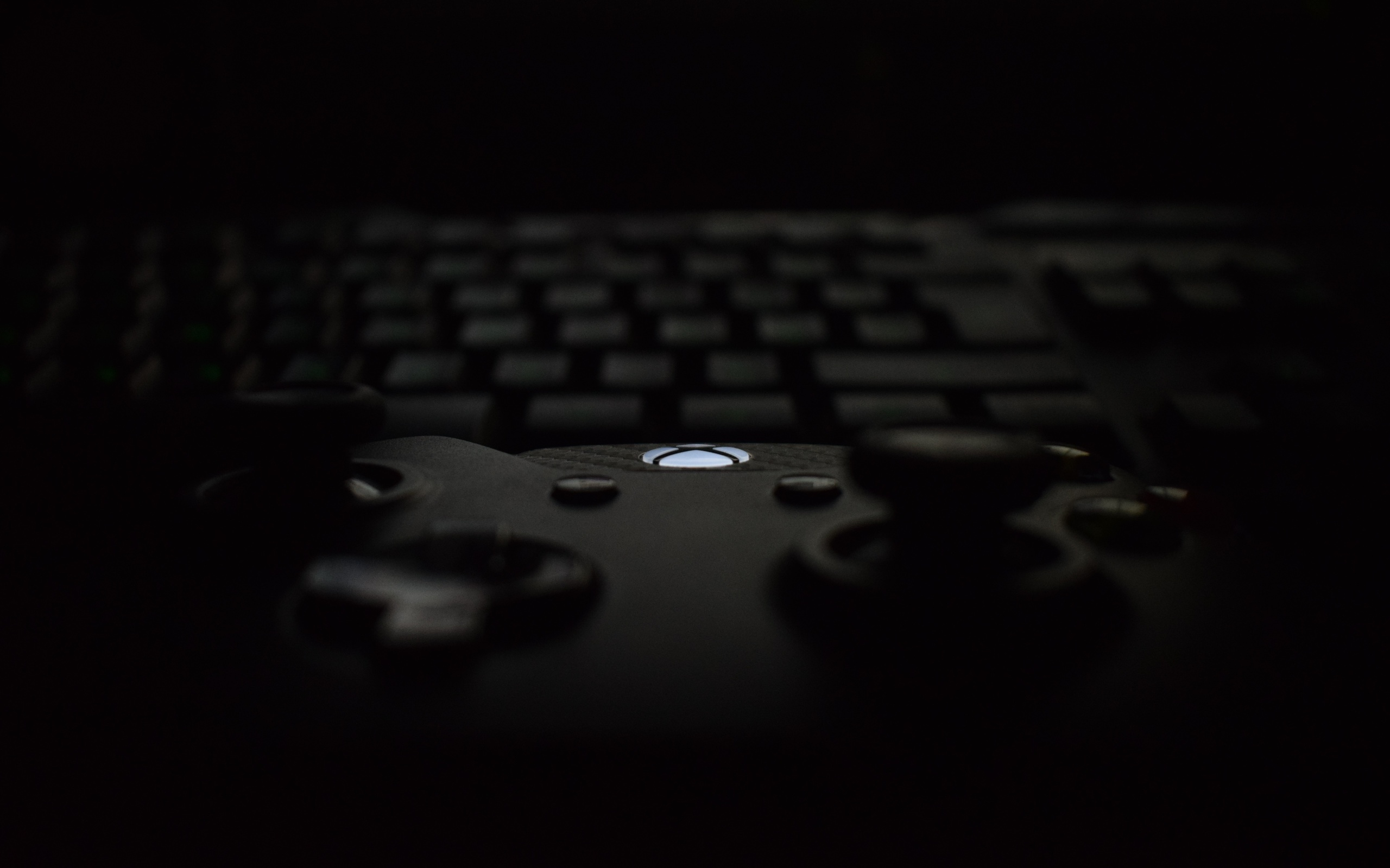 клавиатура, геймпад