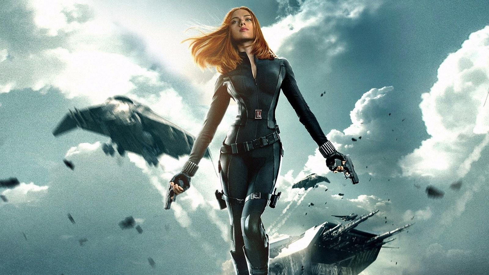 scarlett johansson, фильм, фон, фэнтези, redhead, marvel, black widow
