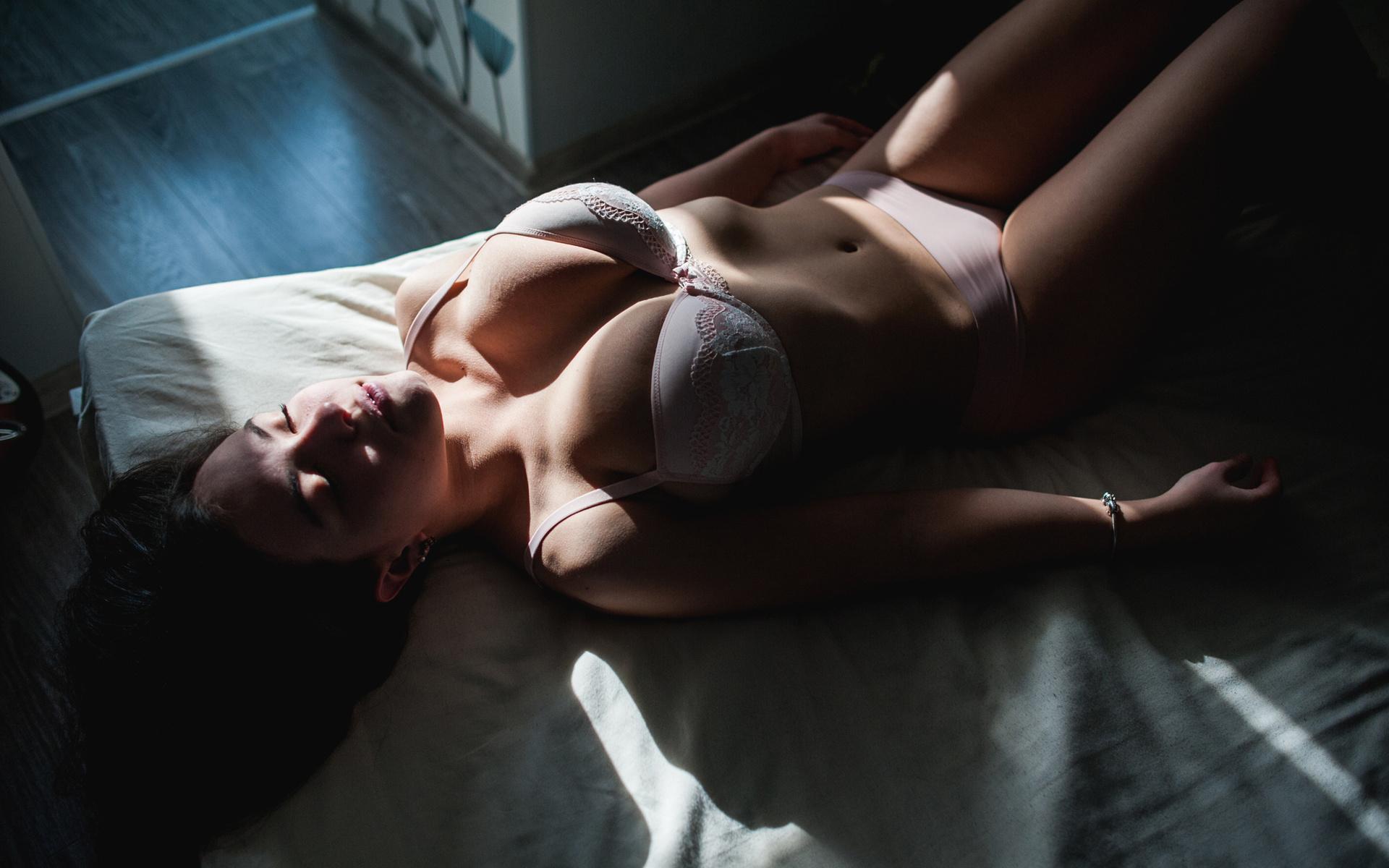 красивое тело любительская съемка