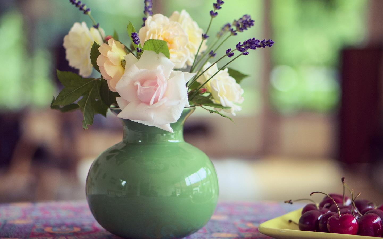 Красивые картинки с вазами цветов, открыток