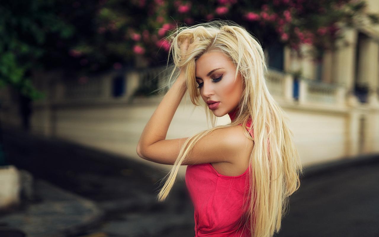 неприятные картинки клевых девчонок блондинок она