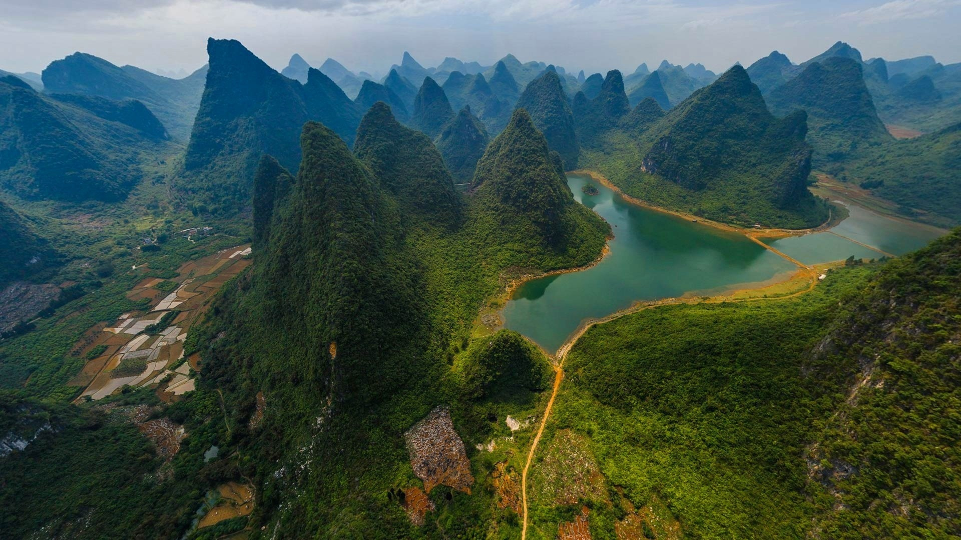 Картинки горы китая