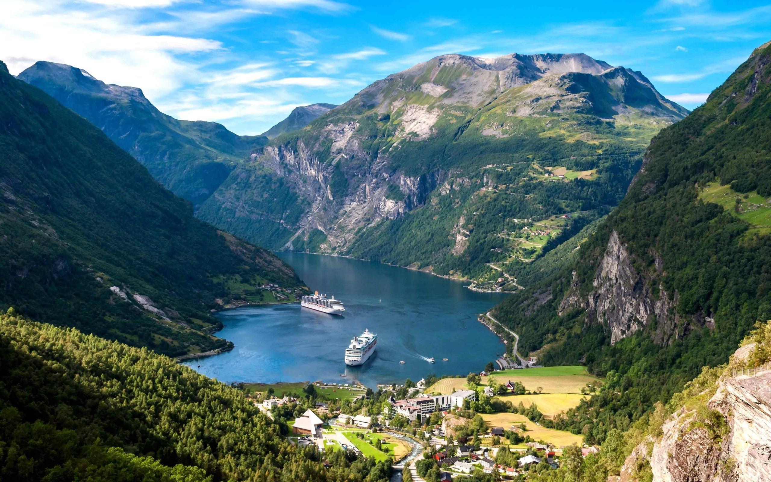 Гранд тур в Норвегию (17 фьордов + ледник)