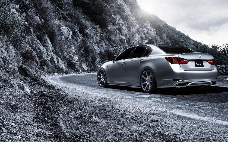 автомобиль, машина, supercharged, 2013, lexus gs 350, f sport, дорога, горы