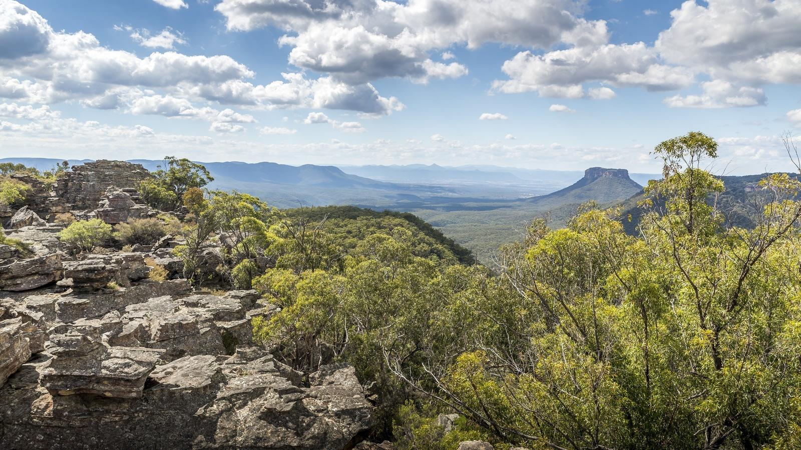 australia, каньон, природа