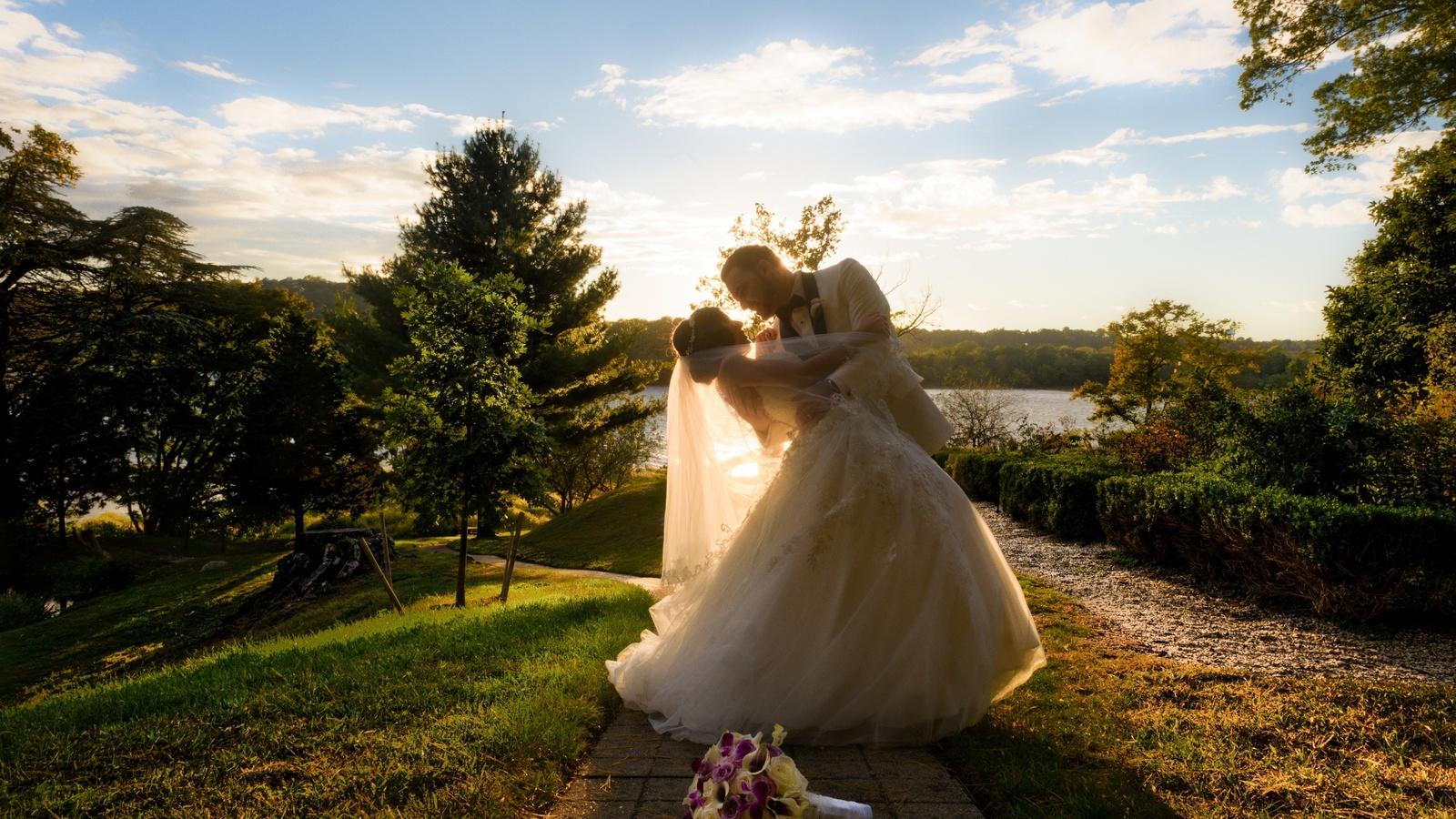 пара, свадьба, любовь