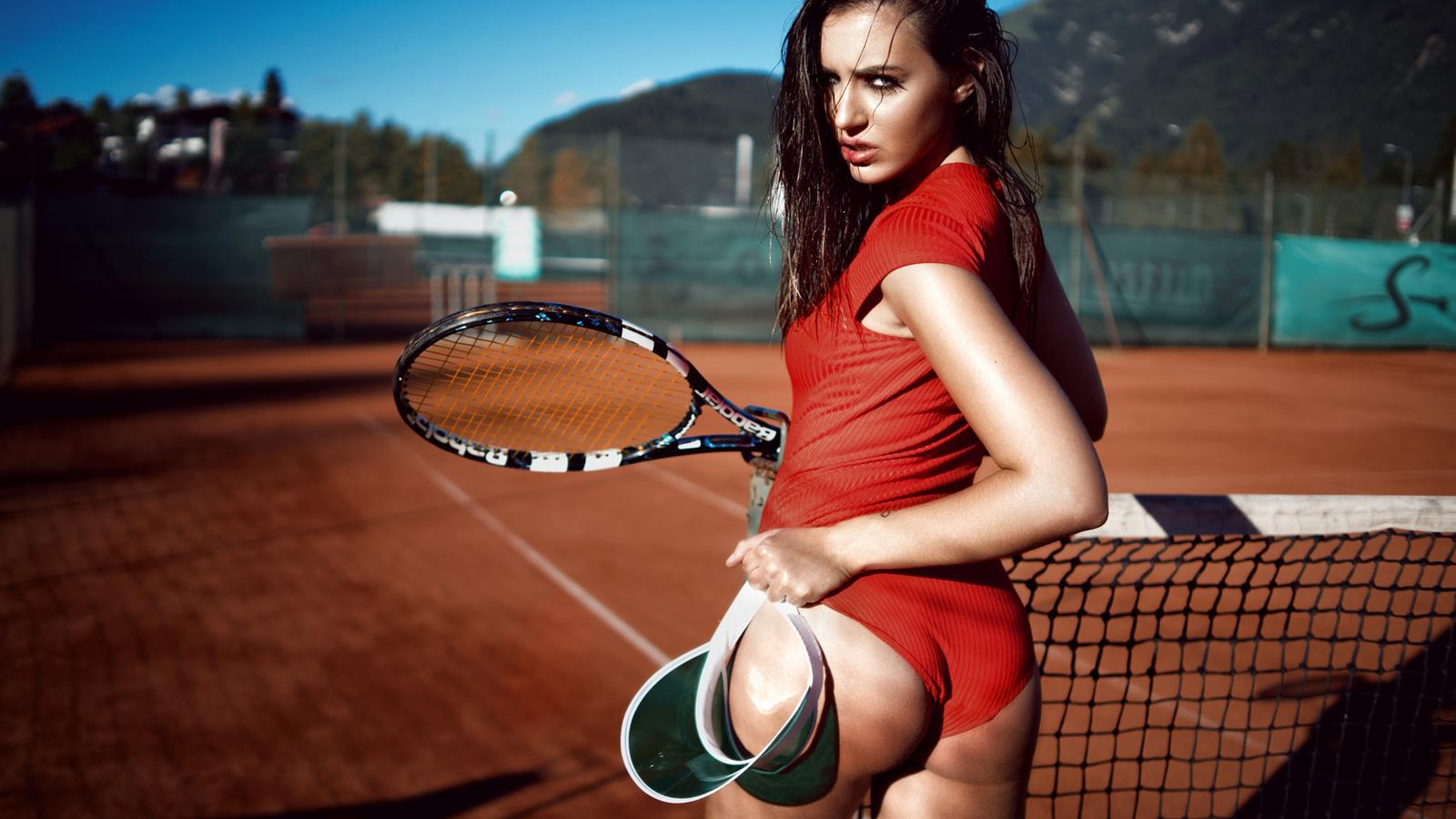 Порно онлайн с теннисистками хорошем качестве #2