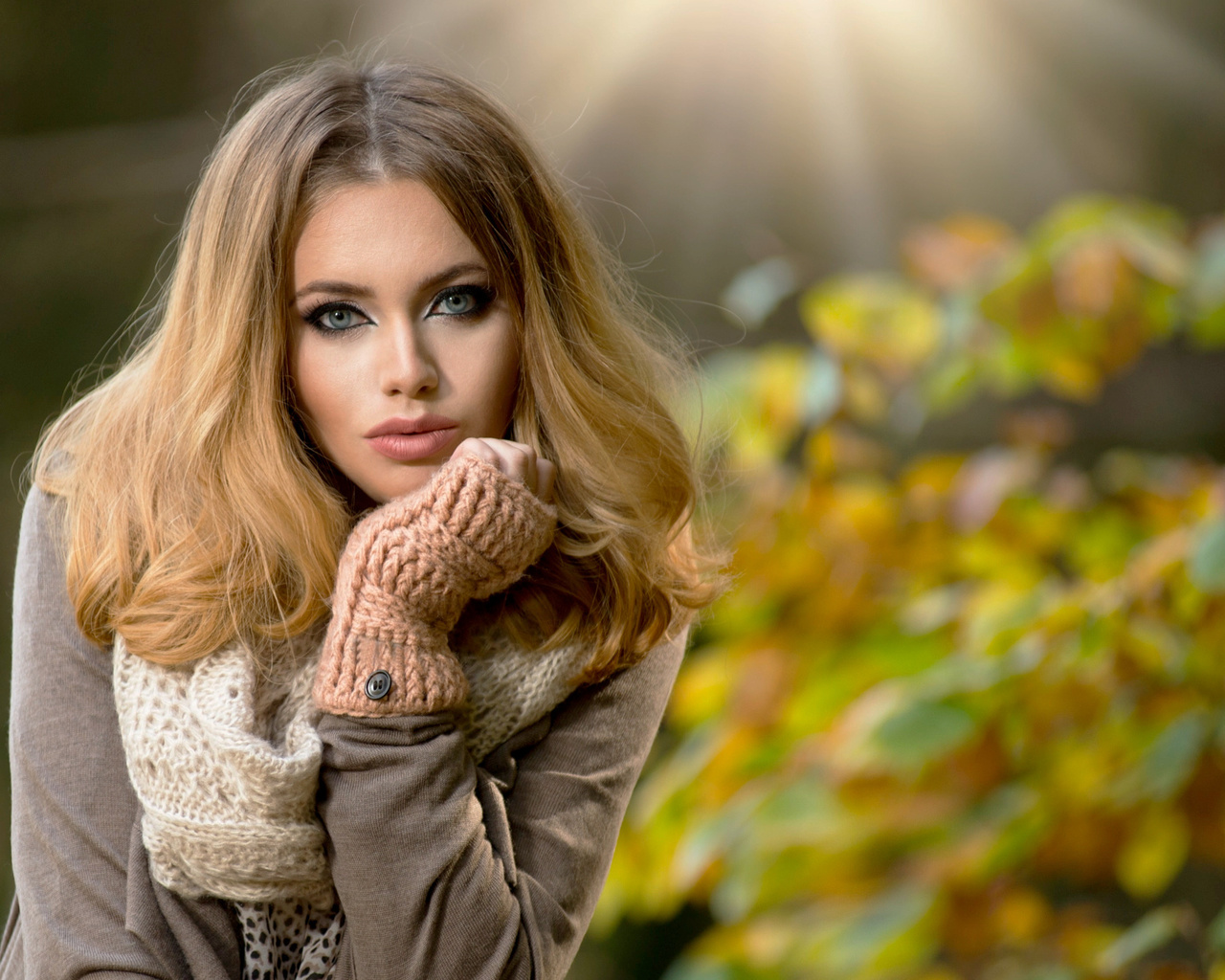 блондинки англичанки фото