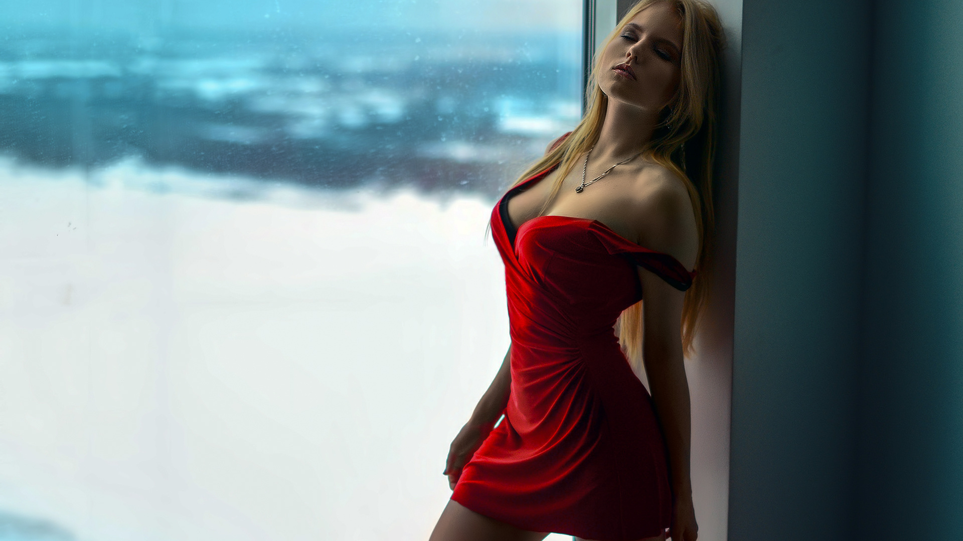 безумия обожают красивая девушка в красном платье отдается свидетельств том, что