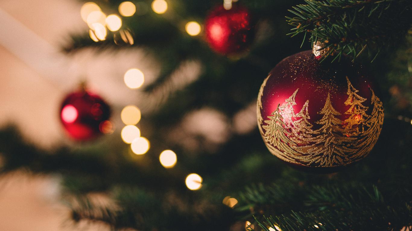 праздники, игрушки, шарики, боке