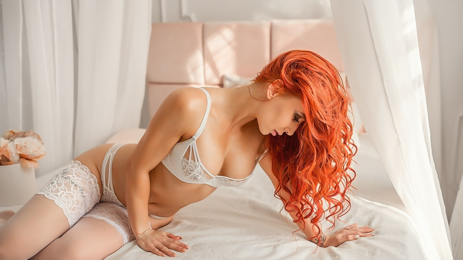 Фото рыжие шлюхи, Рыжие порно секс фото, секс с рыжимы девахами 24 фотография