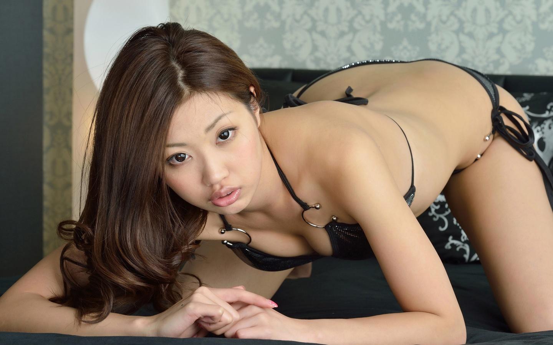 abe miho, девушка, азиатка, модель, позирует