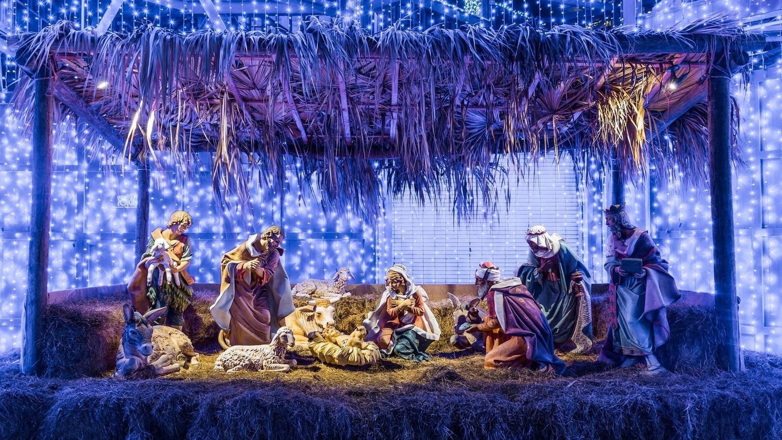 рождество христово, апостолы, таинство, праздник