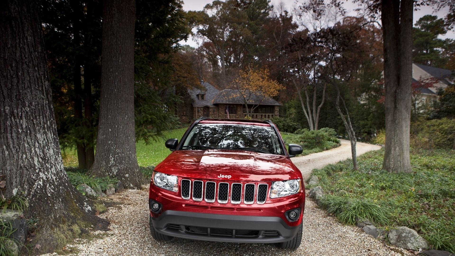 jeep compass 2011, автомабиль