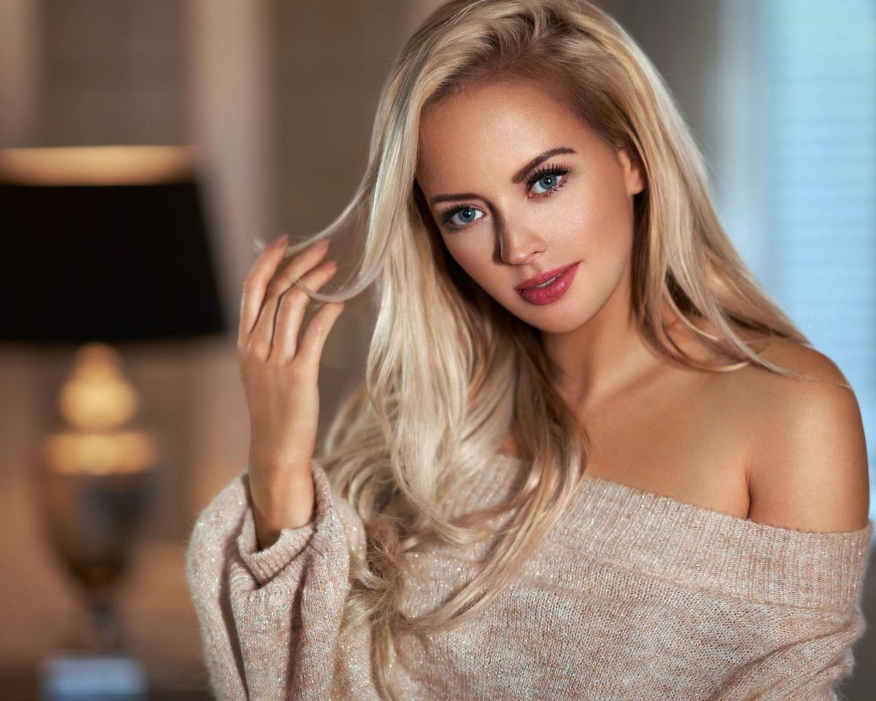 антология роскошных блондинок