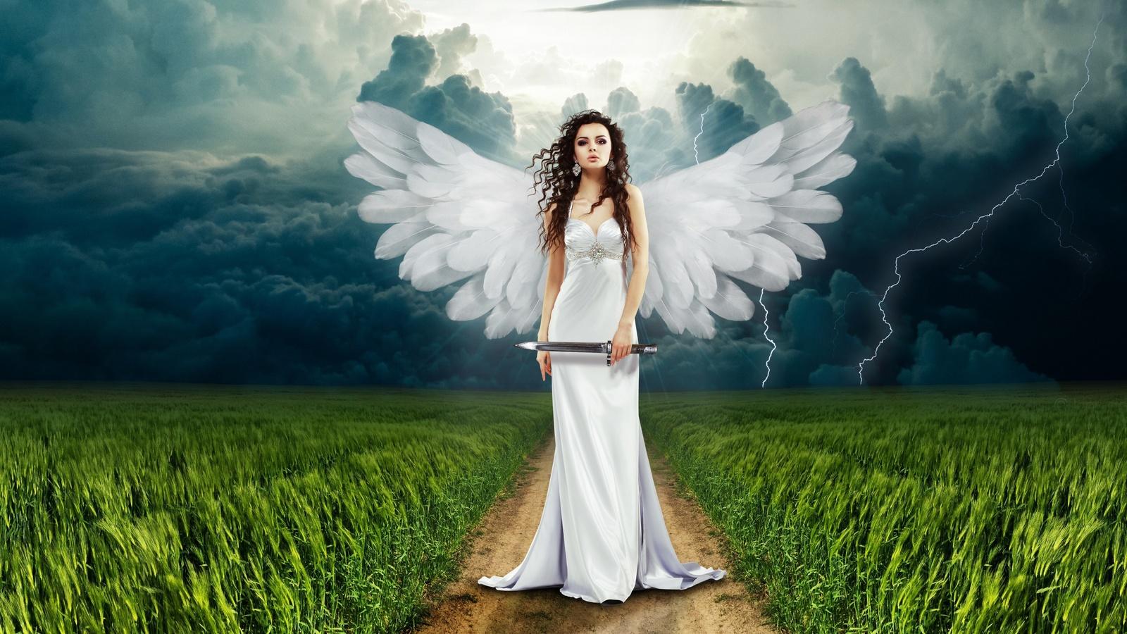 Ангелы девушки картинки красивые, пожеланием