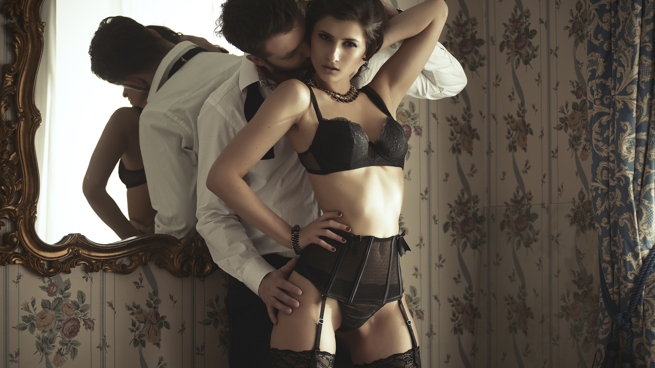 сексуальные фантазии при зеркале украинских девушек