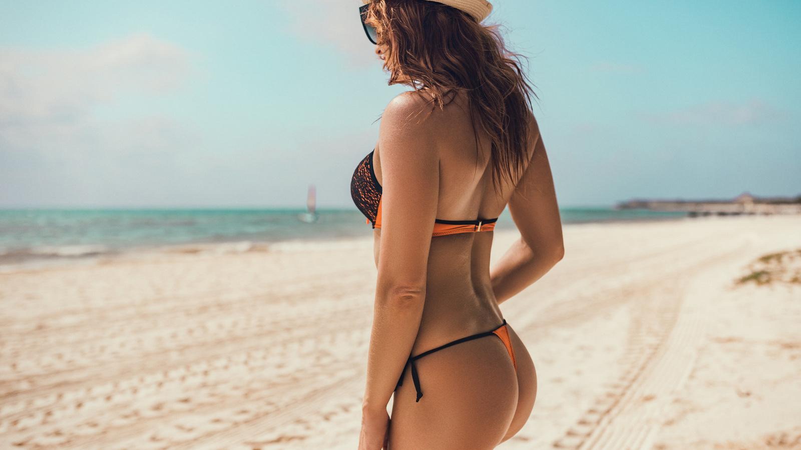 Фото пляжных девушек, Дeвушки на Израильских пляжах (160 фото) 1 фотография