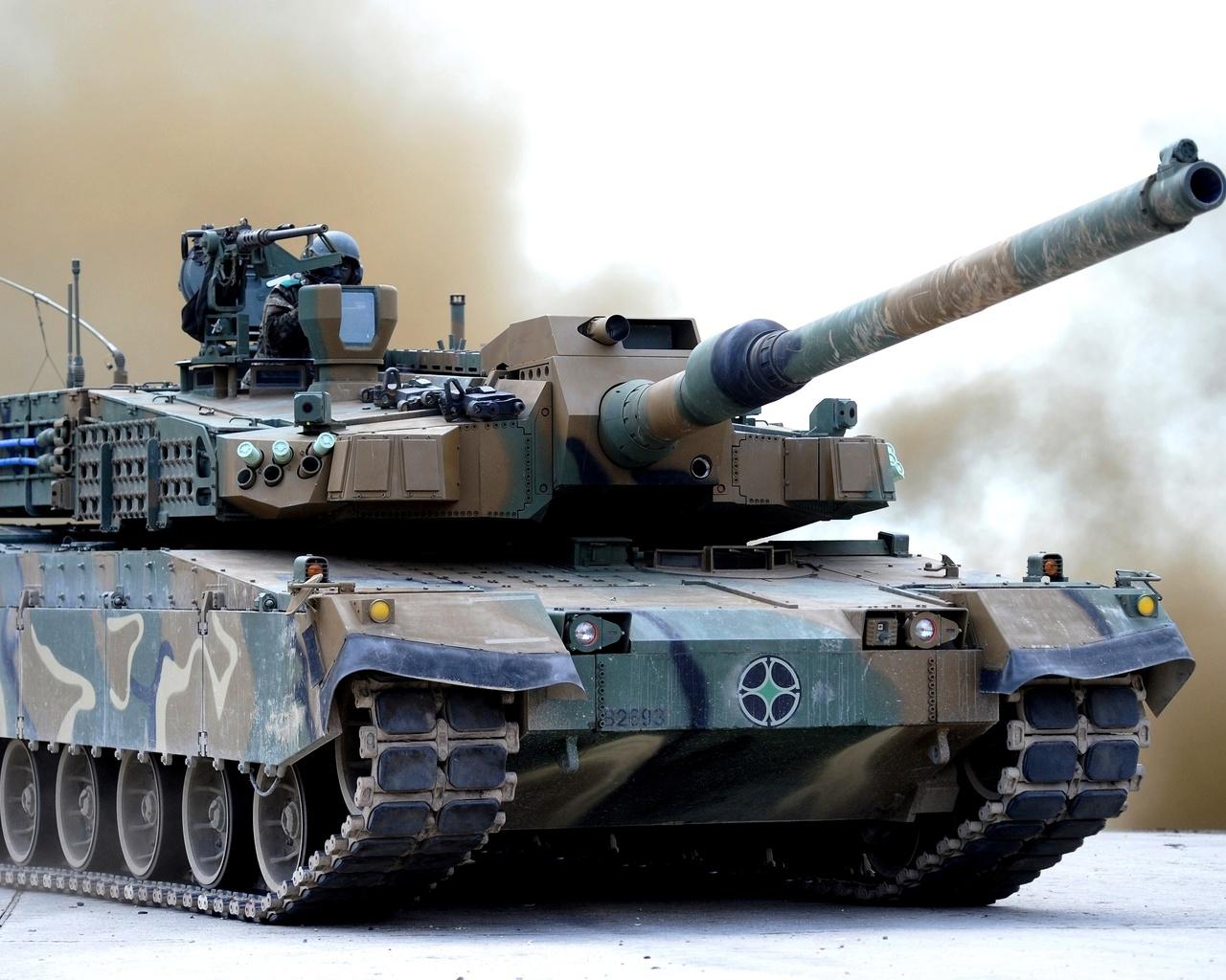 k2 black panther, южная корея, танк, броня