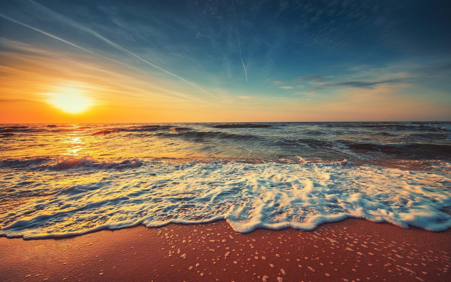 Картинки солнца на море