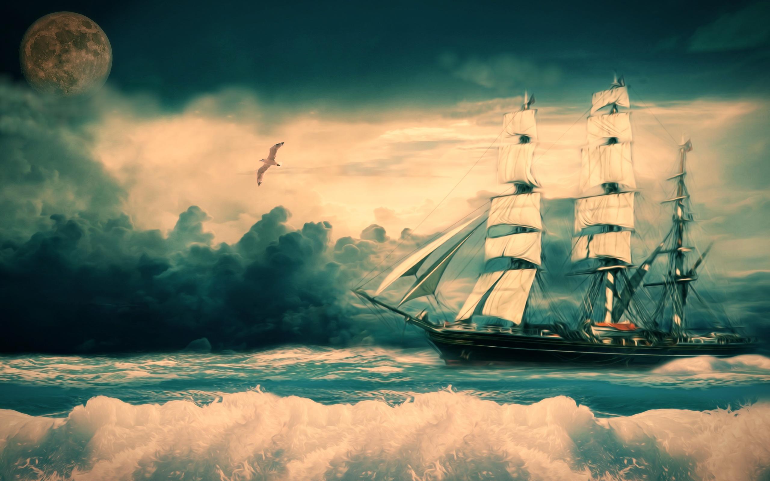 Крутые картинки кораблей