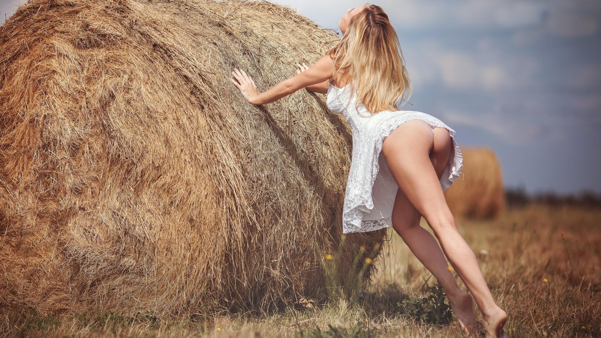 с девчонками секс деревенскими
