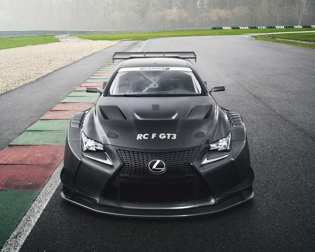 lexus, rc f, gt3, racing car, tuning, carbon