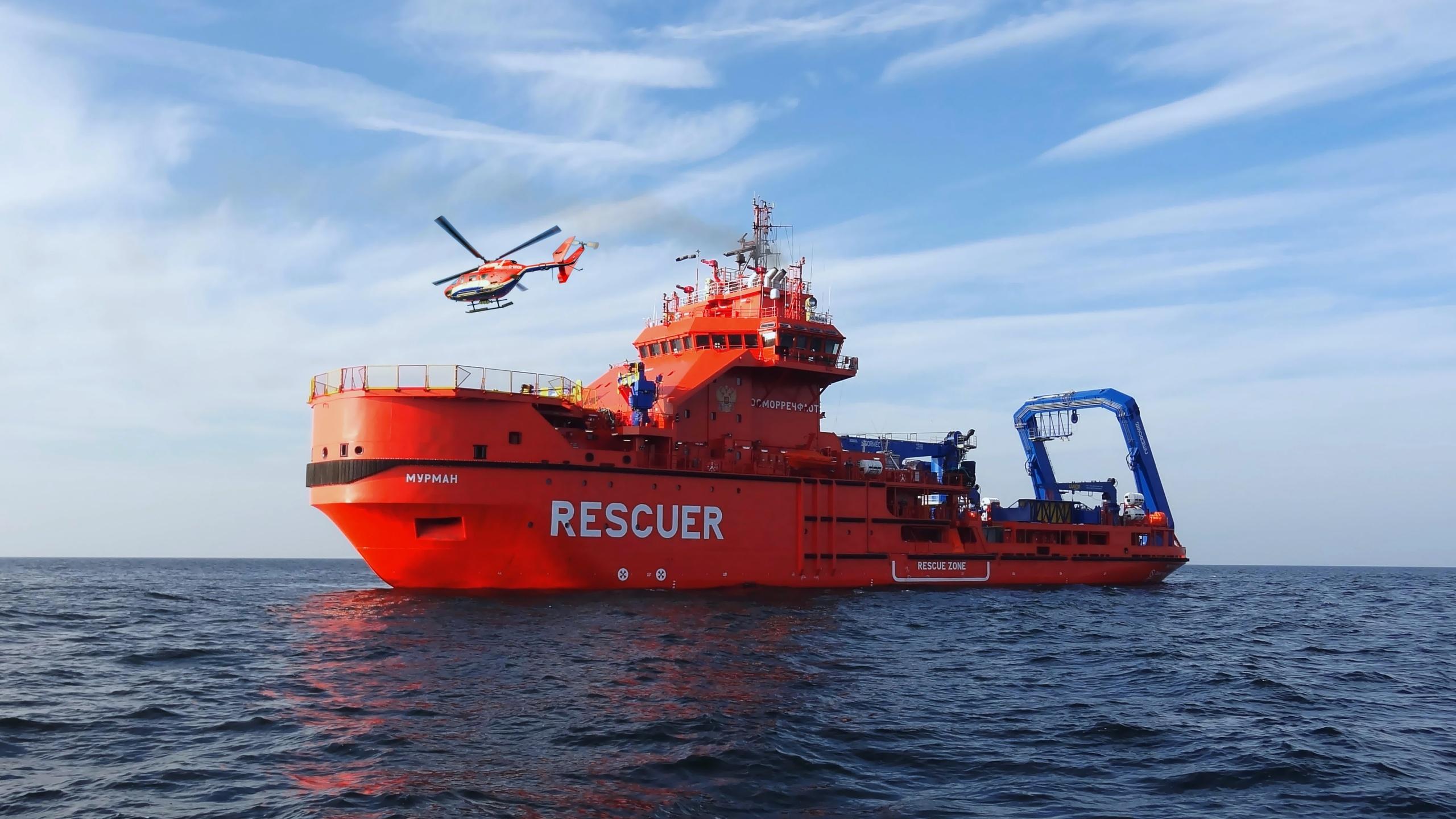 море, спасатель, корабль