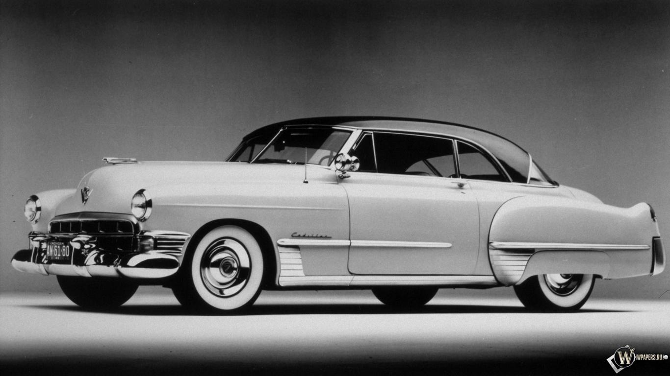 cadillak, coupe, deville, 1949, retro