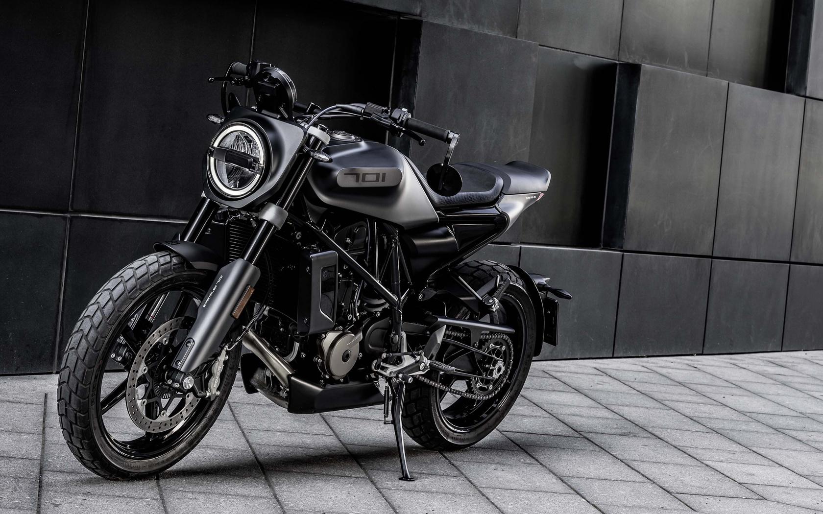 husqvarna, svartpilen, 701, мотоцикл