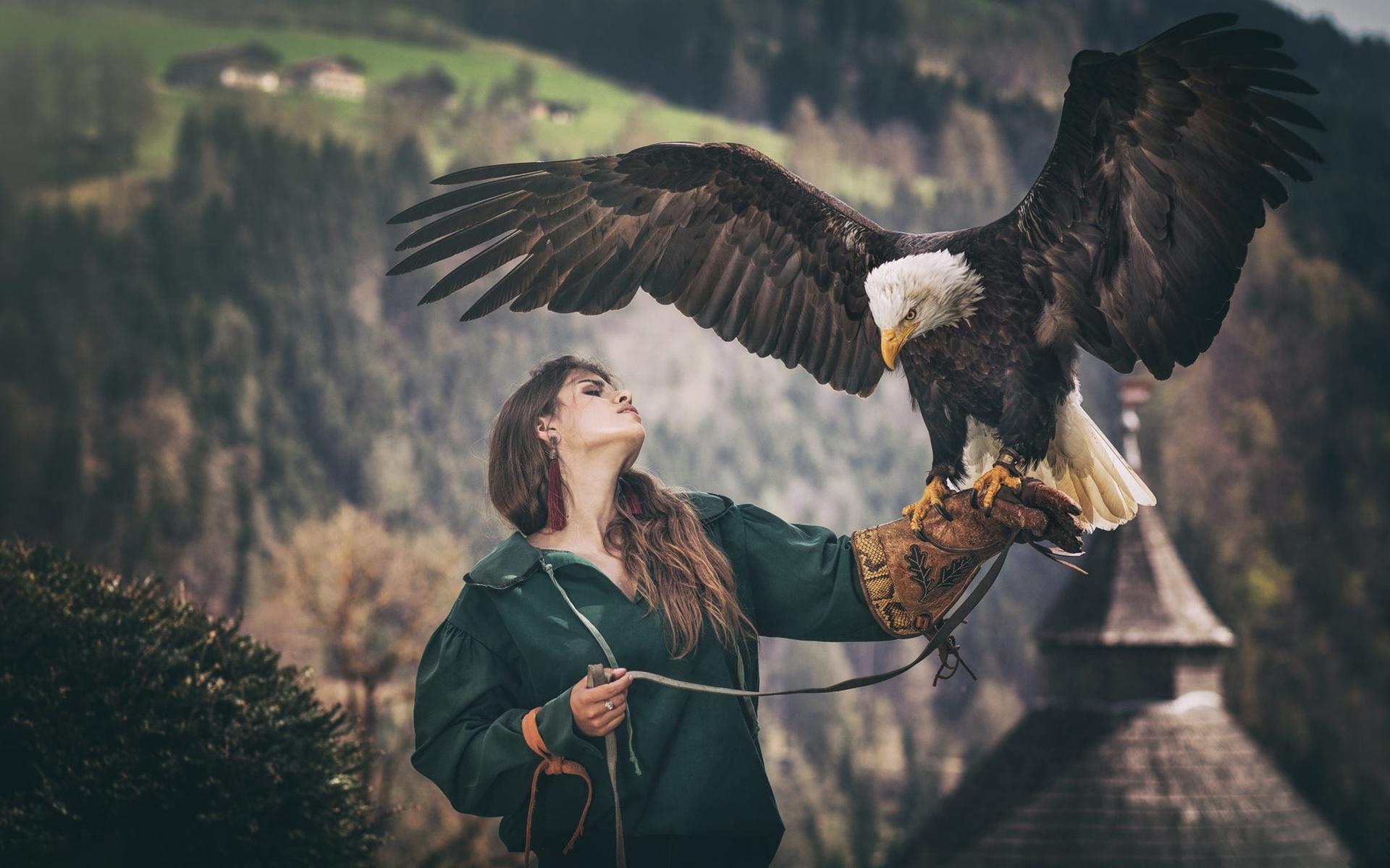 мой мир картинки с орлами