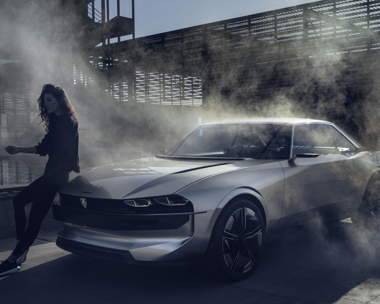 peugeot, e-legend, electric cars
