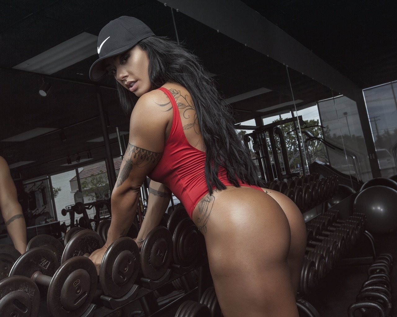 девушка, спорт, фитнес, sue lasmar