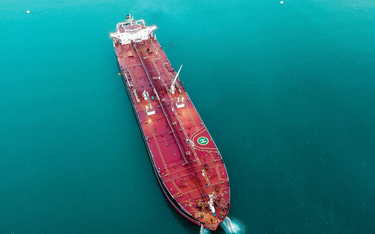 корабль, танкер