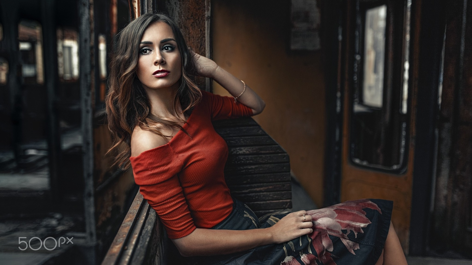 katarzyna kluska, 500px, women, модель, милая, красивая
