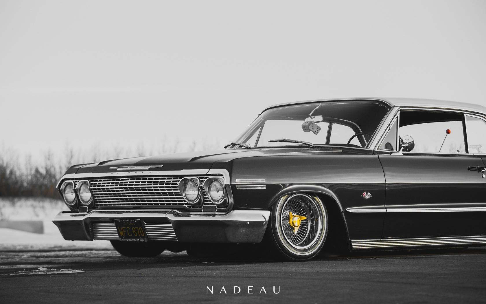 impala, chevrolet, авто, классика